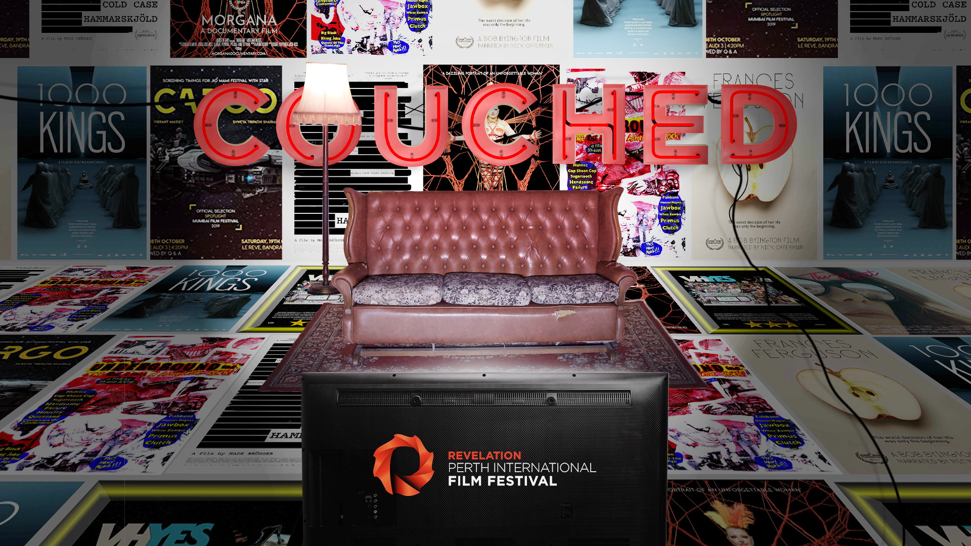 Revelation Perth International Film Fest: Couched