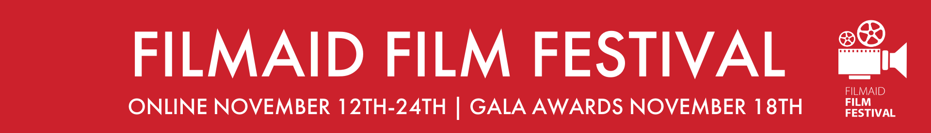 FilmAid Film Festival 2020