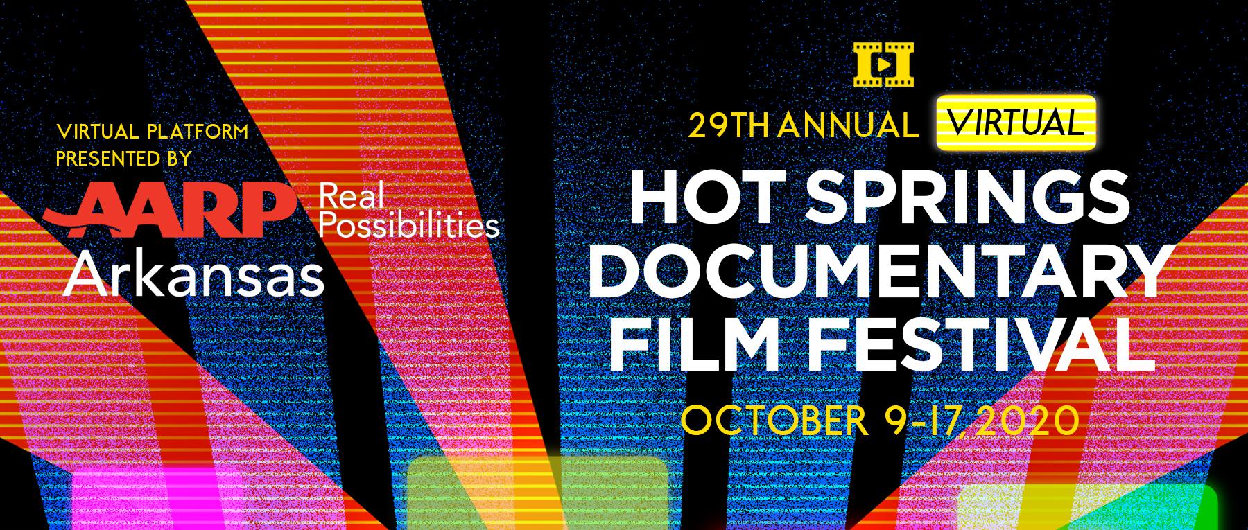 Hot Springs Documentary Film Festival 2020