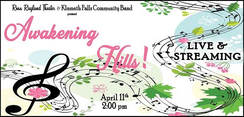 Klamath Community Band in concert