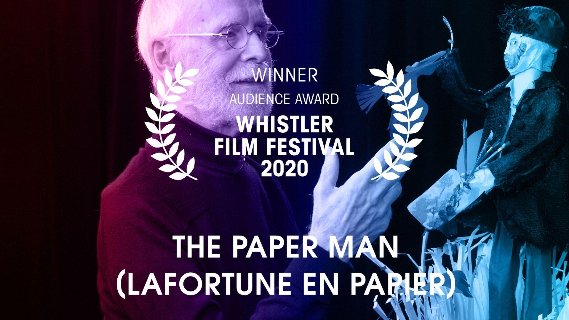 THE PAPER MAN (LAFORTUNE EN PAPIER)