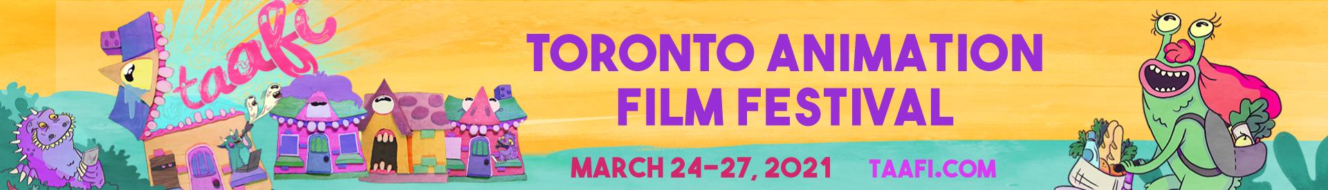 Toronto Animation Film Festival 2021