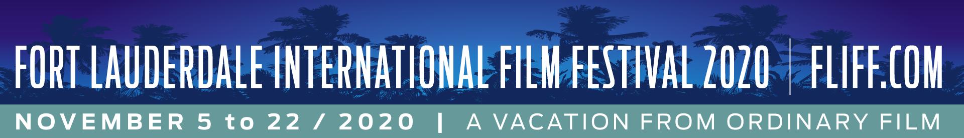 35th ANNUAL FORT LAUDERDALE INTERNATIONAL FILM FESTIVAL