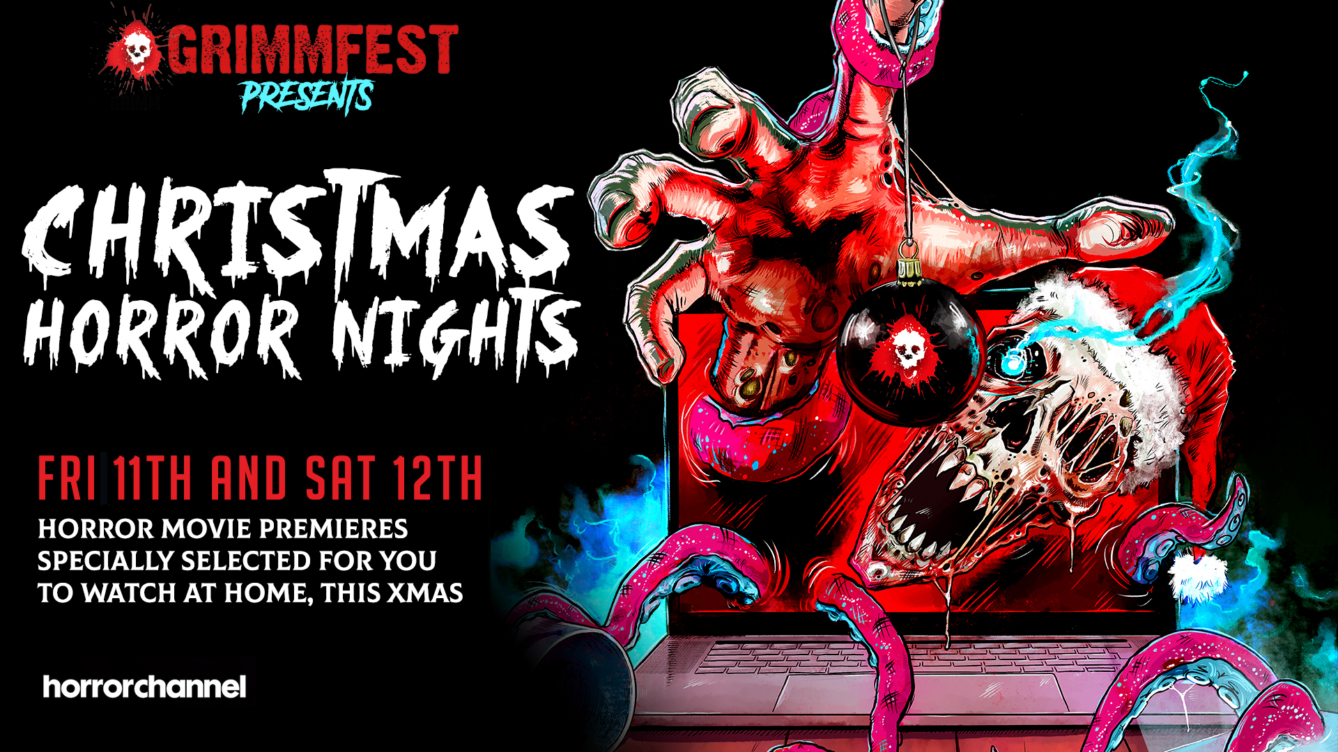 XMAS HORROR NIGHTS