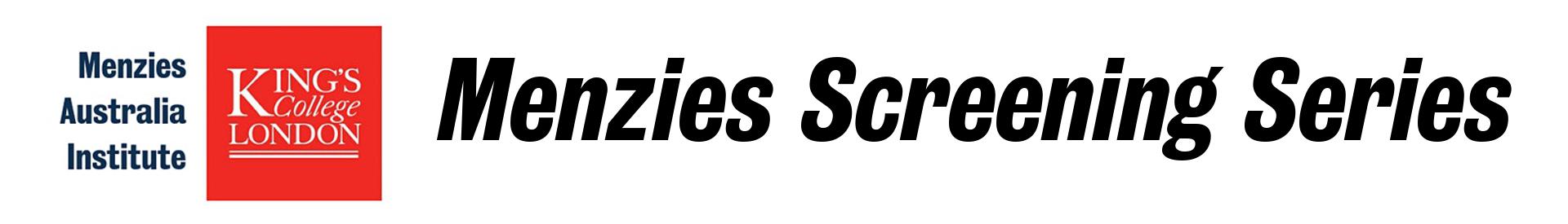 Menzies Screening Series (Spring 2021)