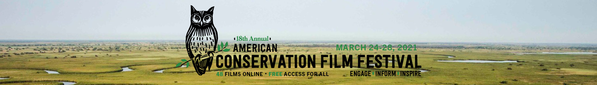 2021 American Conservation Film Festival