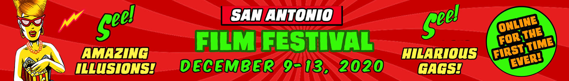 26th San Antonio Film Festival Dec. 9-13