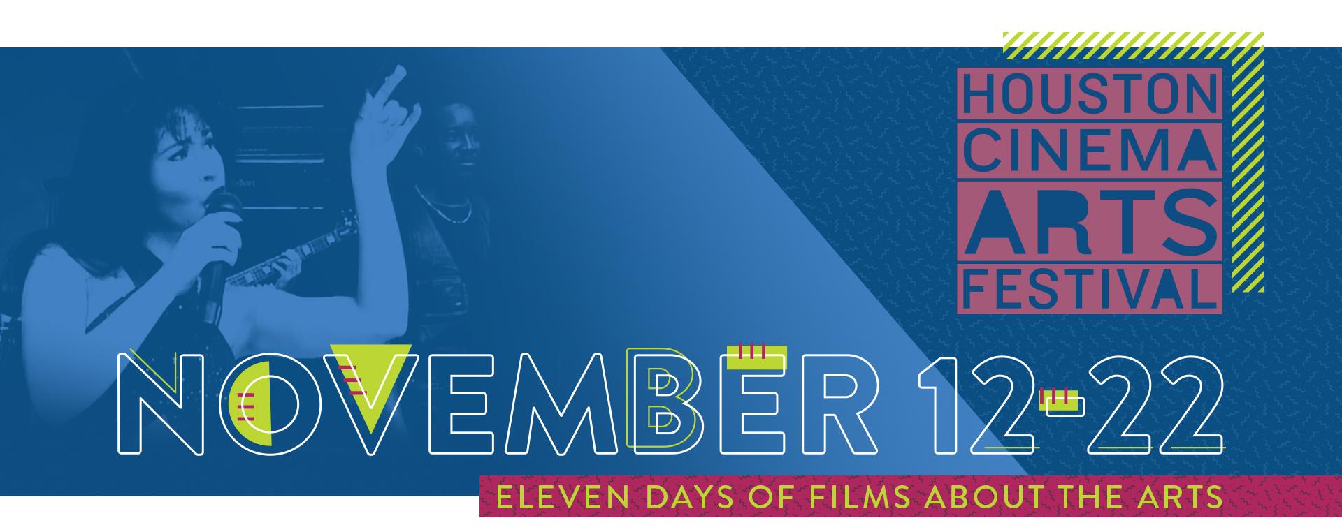 Houston Cinema Arts Festival 2020