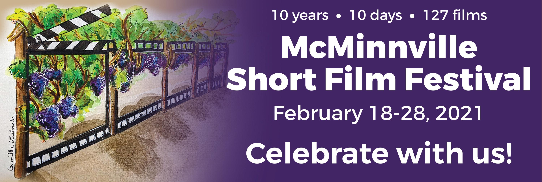 10th Annual McMinnville Short Film Festival