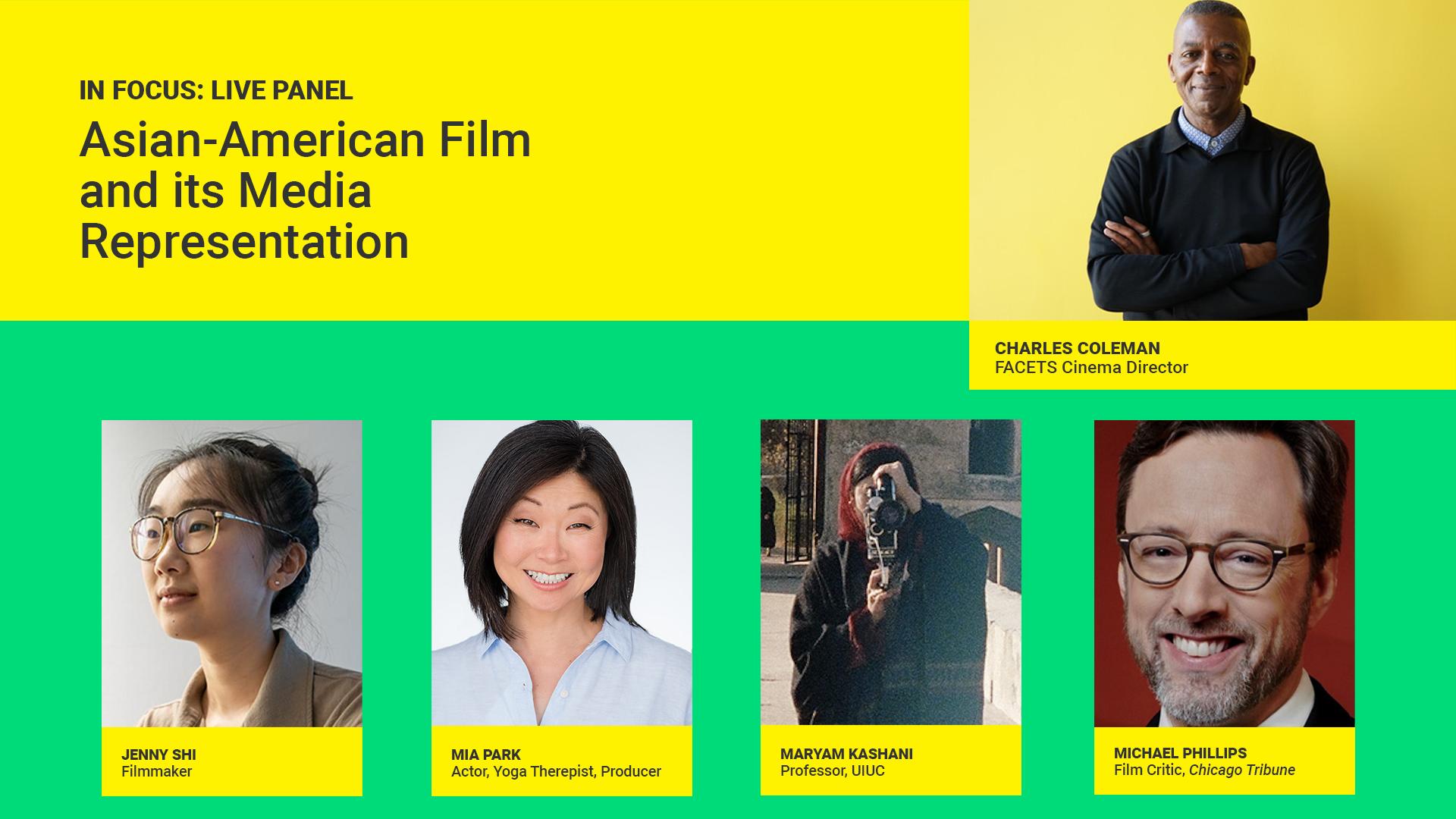 IN FOCUS: Asian-American Film and its Media Representation