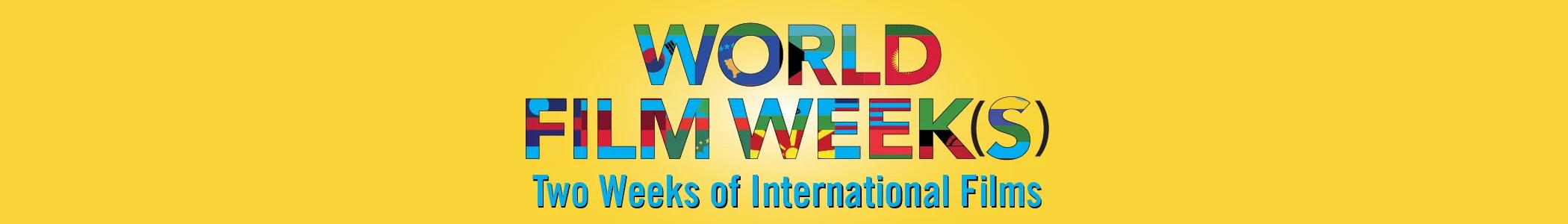 AIFF WORLD FILM WEEK(S) - 9/17-9/30/2021 (Virtual & Live)