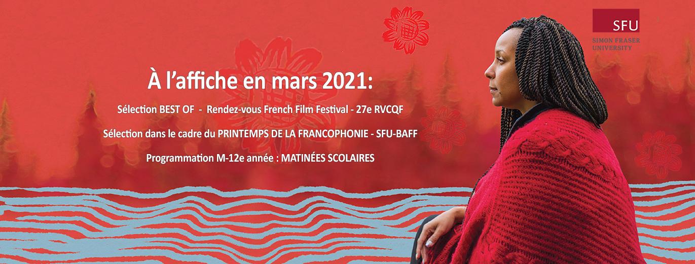 Rendez-vous du cinéma québécois et francophone /Rendez-vous French film Festival