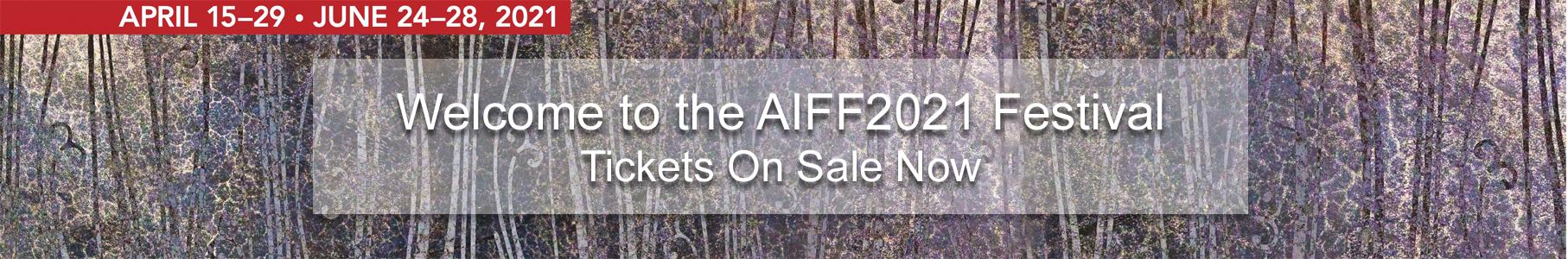 AIFF2021 Festival: LIVE June 24-28
