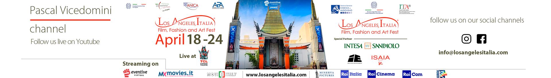 Los Angeles, Italia Film Festival