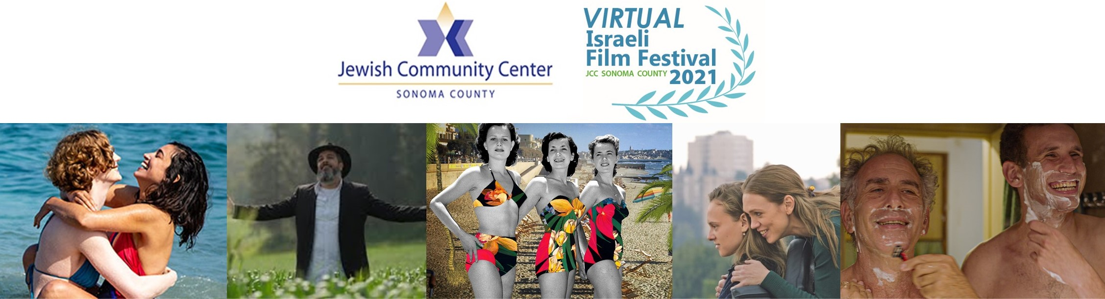 Sonoma County Virtual Jewish Film Festival 2020