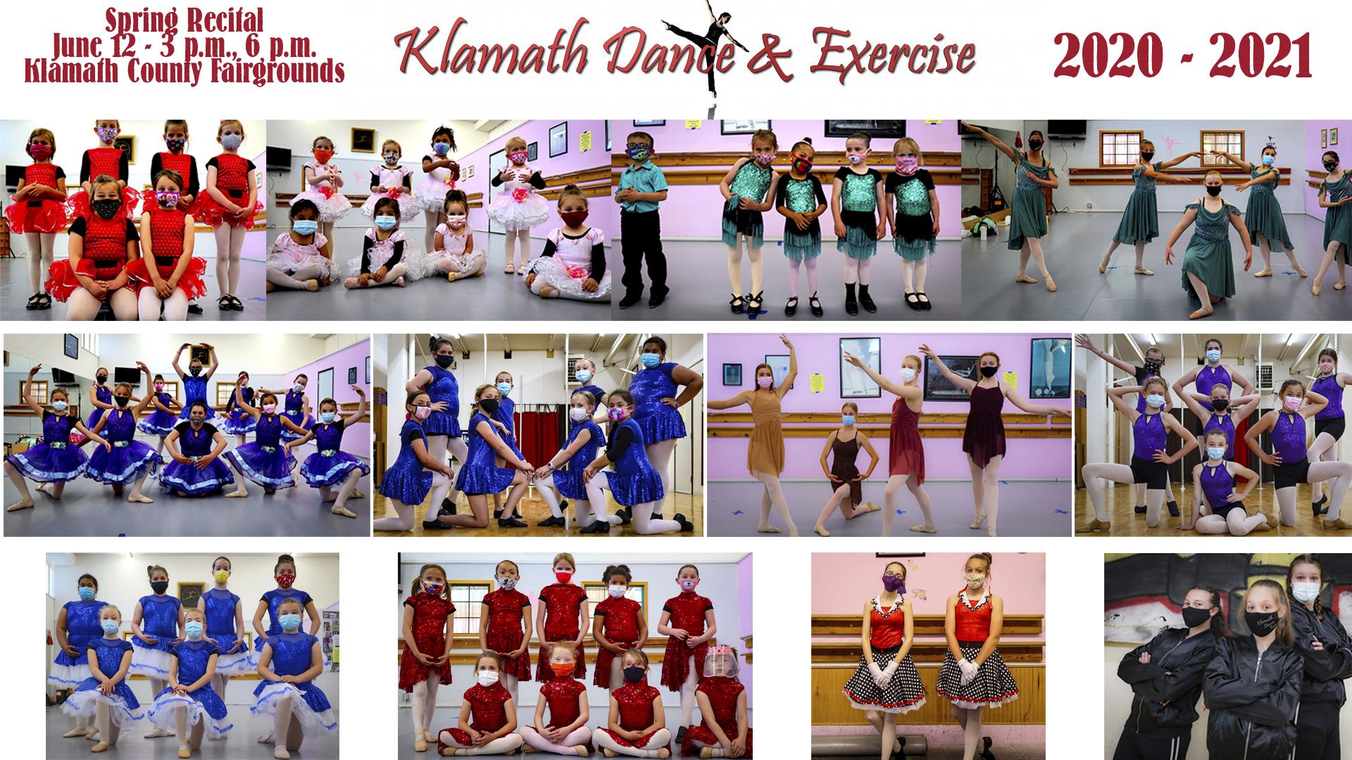 "Klamath Dance & Exercise presents ""Silver Linings"""