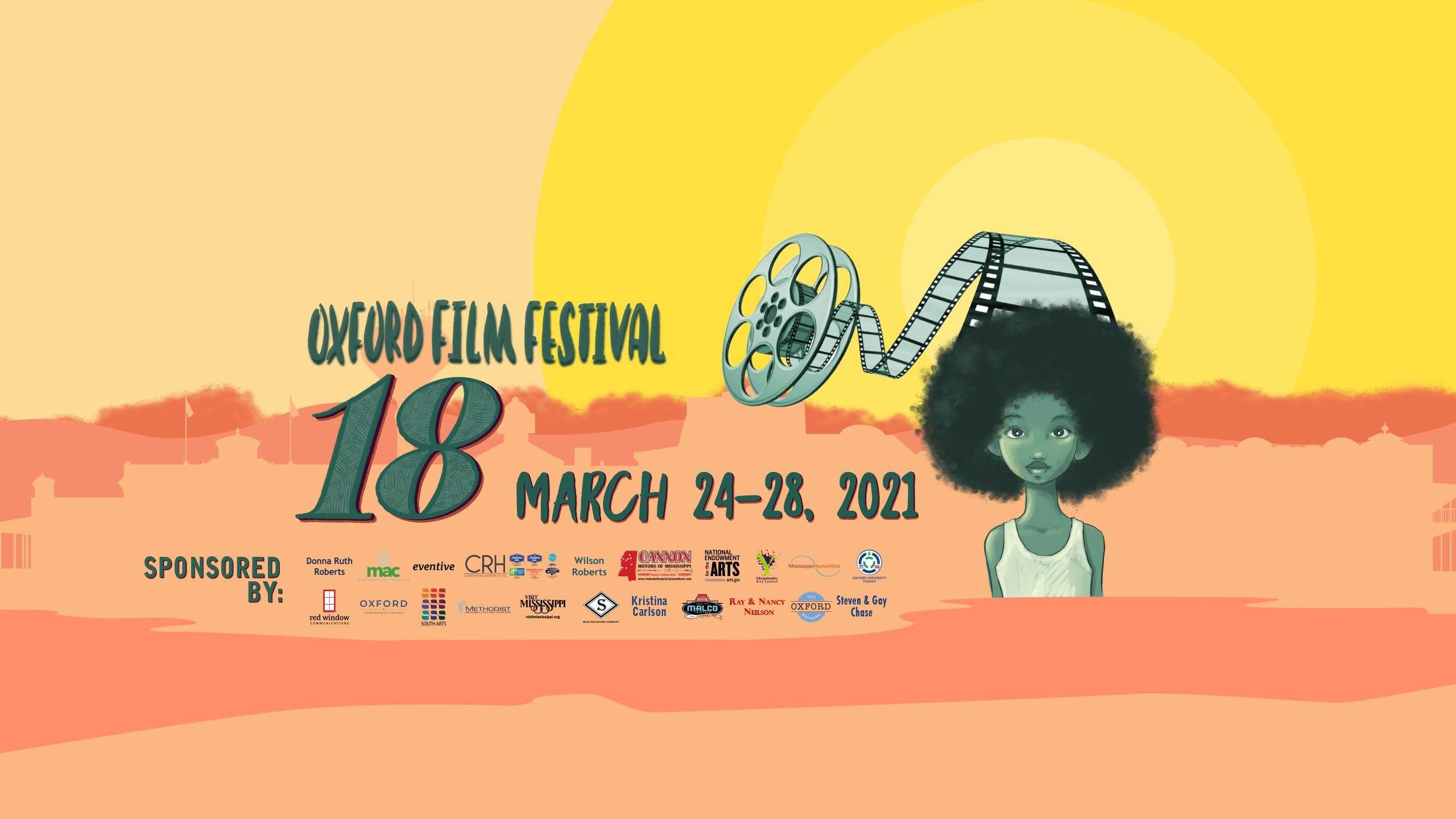 2021 Oxford Virtual Film Festival