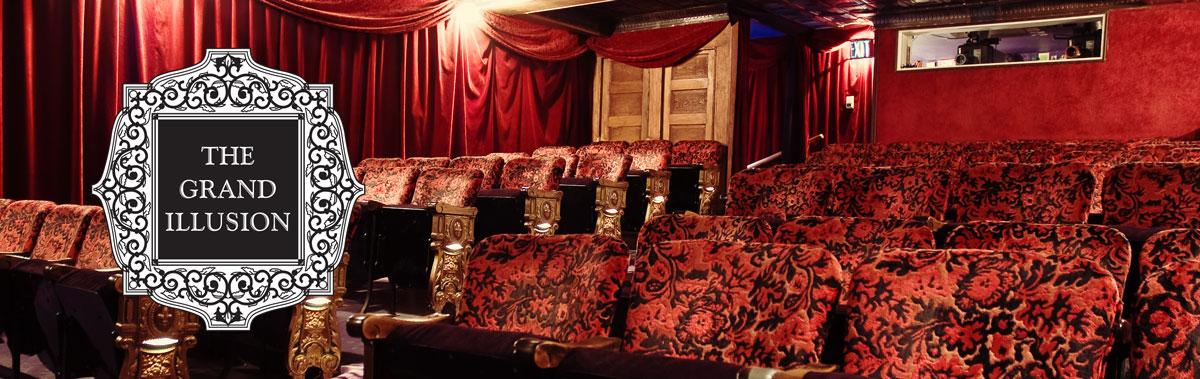Grand Illusion Cinema - Seattle, WA