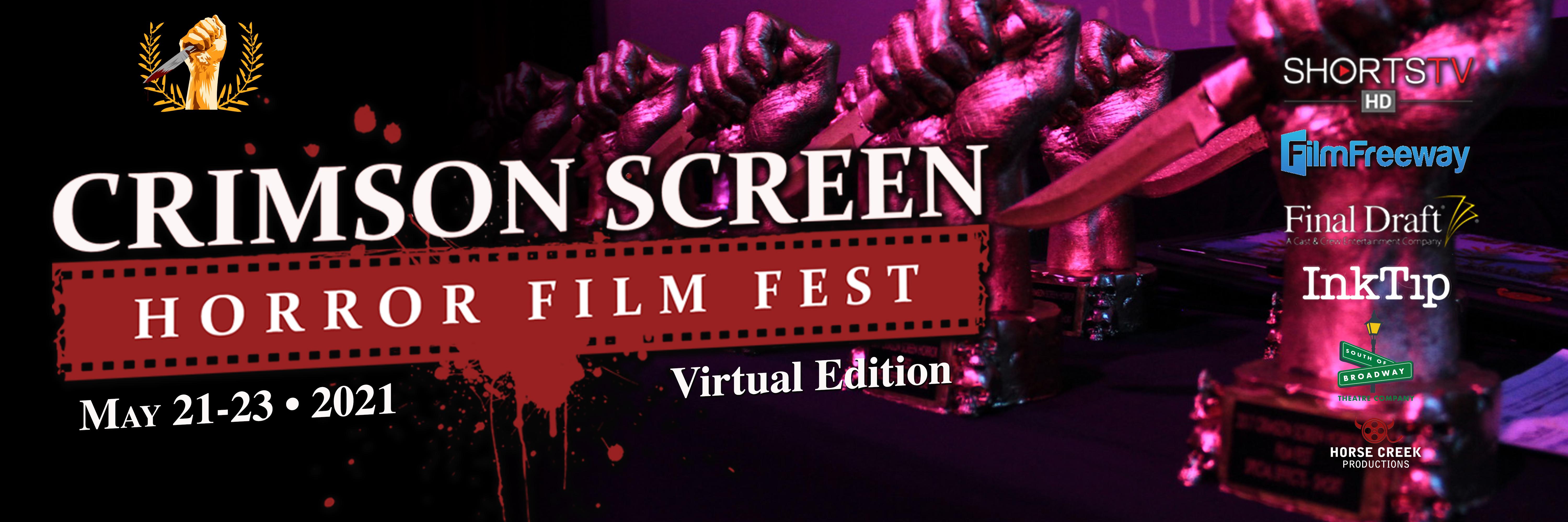 Crimson Screen Horror Film Fest