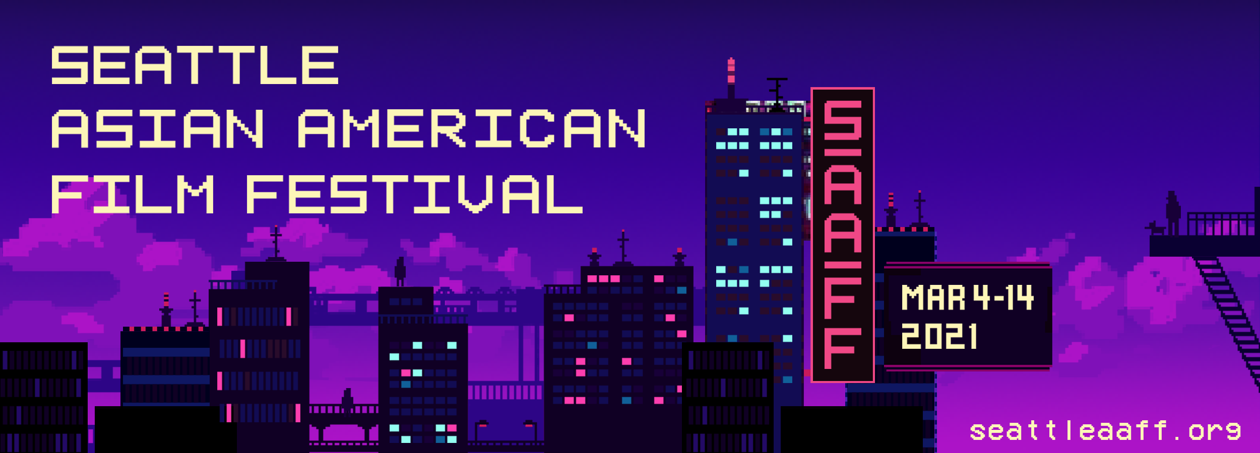 Seattle Asian American Film Festival 2021