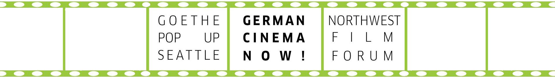 GERMAN CINEMA NOW!