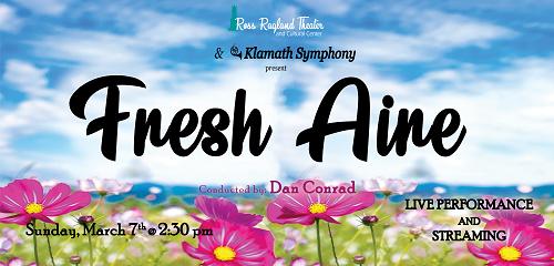 Klamath Symphony in concert