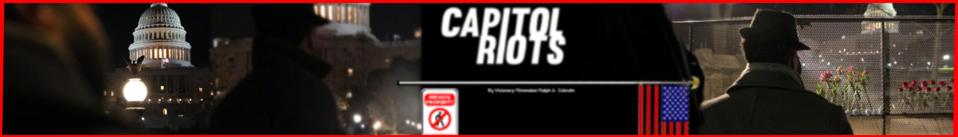 CAPITOL RIOTS MOVIE   WORLD PREMIERE